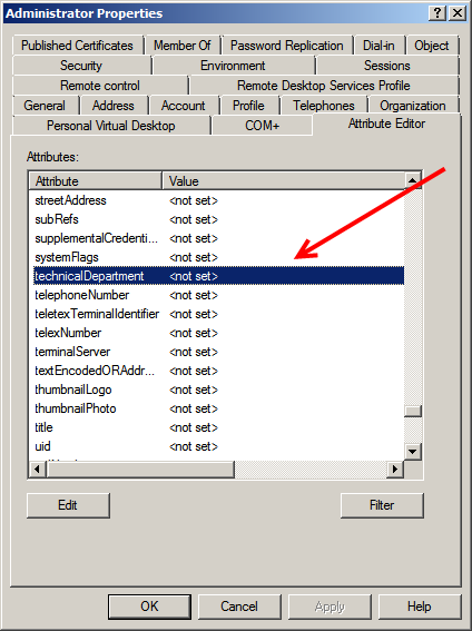 How to Add Additional Columns in Active Directory Users and